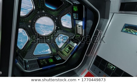 space station interior stock photo © spectral