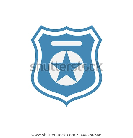 Law enforcement icons Stock photo © artisticco