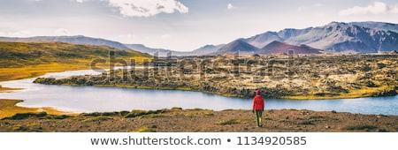 amazing hiking stock photo © thp