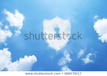 cloud security concept stock photo © lightsource