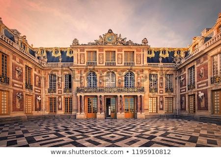 Park of Versailles (France) Stock photo © maxmitzu