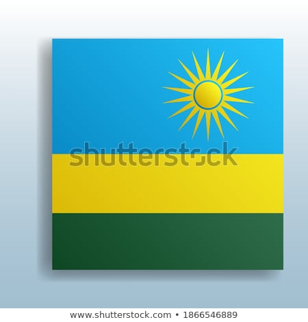 afrikai · földrész · zászló · térkép · Afrika · 50 - stock fotó © mayboro1964