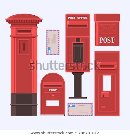 Post Box Stock photo © smartin69