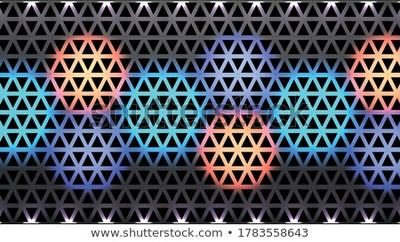 Színpad fények 15 kép világítás effektek Stock fotó © wxin