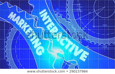 sms · marketing · 3d · render · tecnologia · rede - foto stock © tashatuvango