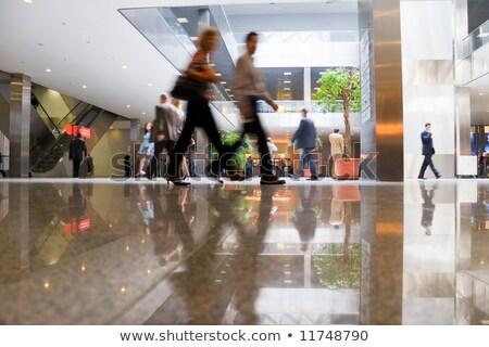 trade center interior 2 stock photo © Paha_L