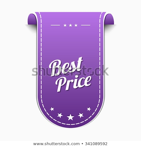 Mejor precio violeta vector icono diseno digital Foto stock © rizwanali3d