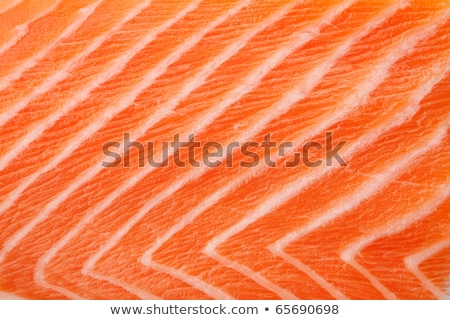 Fresco vermelho salmão textura comida Foto stock © shutswis