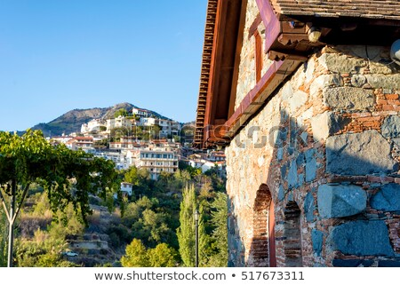 The Church Timiou Prodromou at Agros village. Limassol District, Stock photo © Kirill_M
