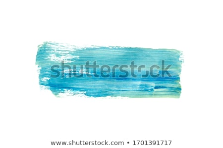 手 描いた グランジ 青 染色 水彩画 ストックフォト © Sonya_illustrations