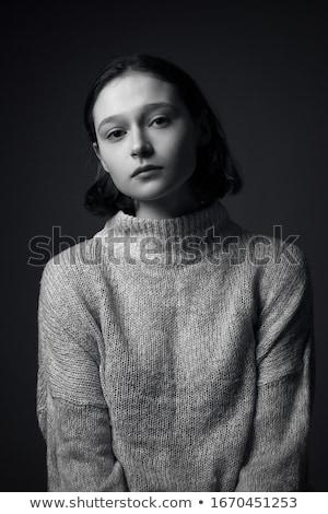 Thoughful woman Stock photo © wavebreak_media
