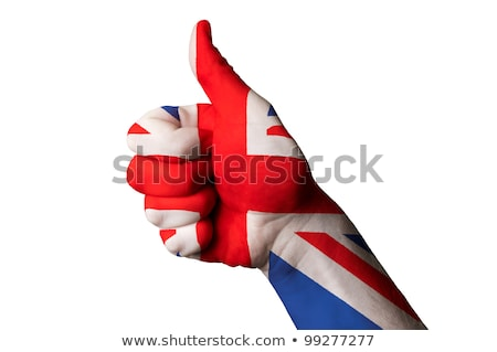 British And Britain Success Stock photo © Lightsource