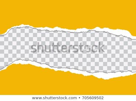 gescheurd · gat · kogelgat · ontwerp · metaal - stockfoto © barbaliss