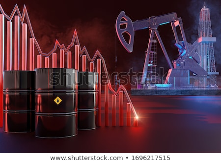 oil war Stock photo © davisales
