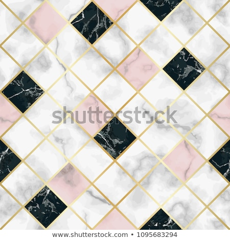 Gold square sparkle texture. Seamless pattern. Vector Stock photo © Andrei_