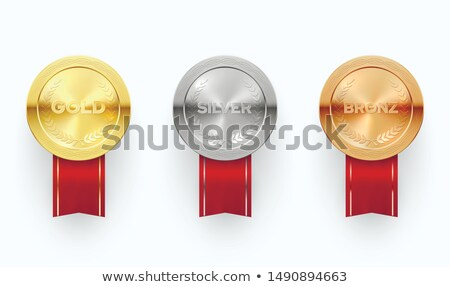 Contest or Competition Winner Award Attributes Stock photo © robuart