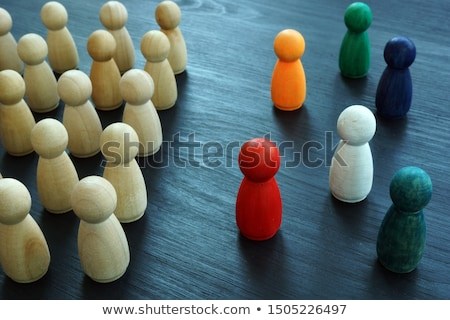 Workplace Discrimination Concept Stock photo © AndreyPopov