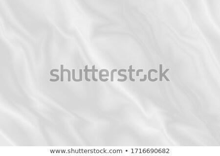 サテン ファッション 抽象的な ファブリック 黒 カーテン ストックフォト © montego