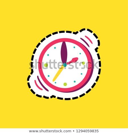 締め切り · ロゴ · カウントダウン · ベクトル · エンブレム · ダイナマイト - ストックフォト © barsrsind
