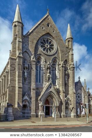 St. Mary of the Angels Church, Dublin, Ireland Stock photo © borisb17