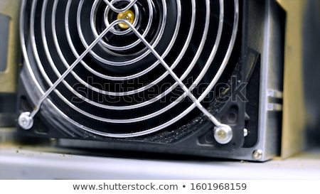 server fan stock photo © gewoldi