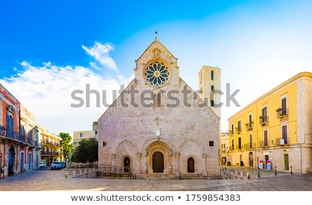 Ruvo di Puglia Cathedral, Apulia Stock photo © aladin66