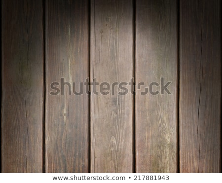Distressed wooden surface lit dramatically Stock photo © Balefire9