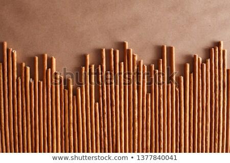 sweet crispy straw Stock photo © Witthaya