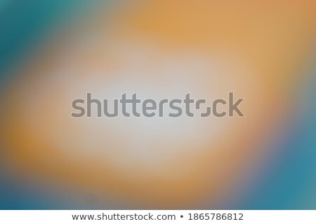 orange colored abstract filament Stock photo © prill