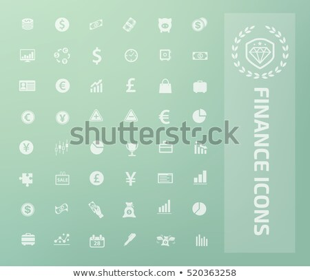 the big set of the icons of workers stock photo © perysty