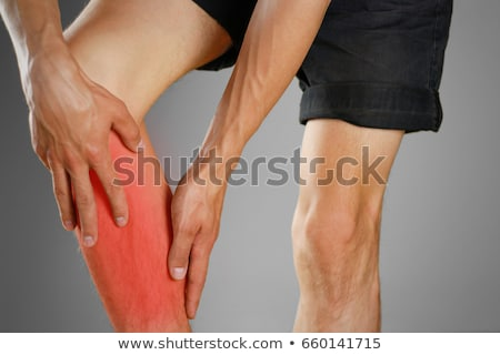 running physical injury leg pain stock photo © blasbike