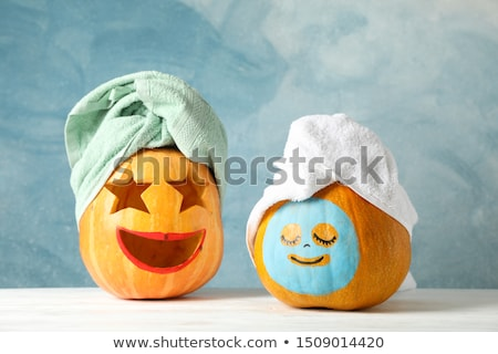 Beautiful pumpkins Stock photo © photochecker