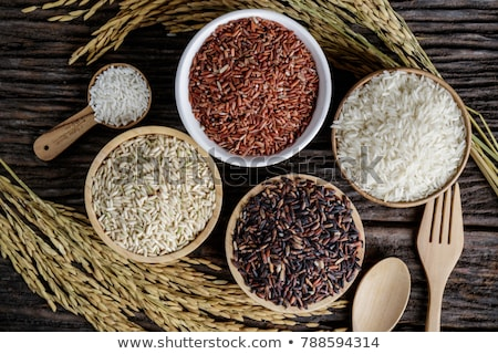 Uncooked rice Stock photo © Stocksnapper