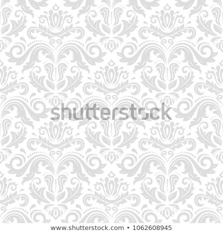 Zilver ontwerp achtergrond kunst kalender Stockfoto © shawlinmohd