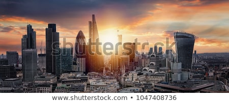 London Sunrise Stock photo © chrisdorney