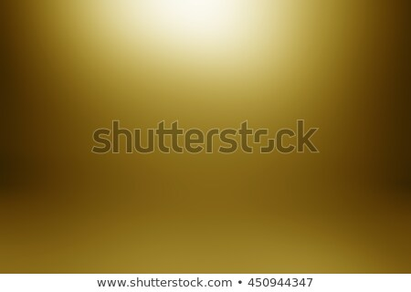 Blur gold background with center highlight for copyspace Stock photo © nuiiko