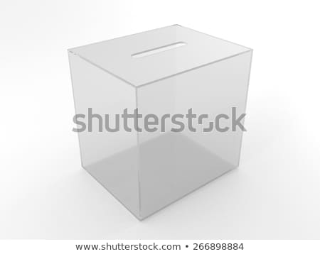 Ballot box Spain Stock photo © Ustofre9