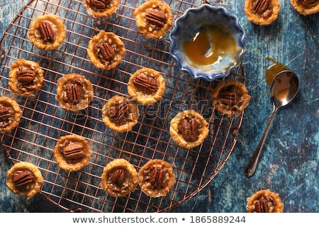 Pecan ready to be eaten Stock photo © danielbarquero