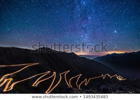 The Stelvio Pass stock photo © reemow