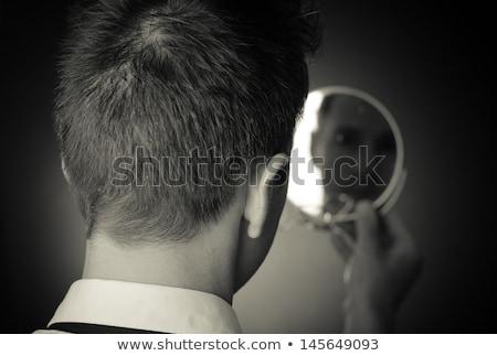 indian handsome man getting ready foto stock © ziprashantzi