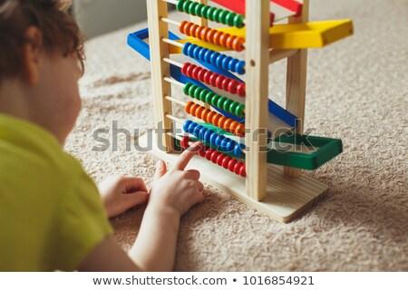 primitive children Stock photo © adrenalina