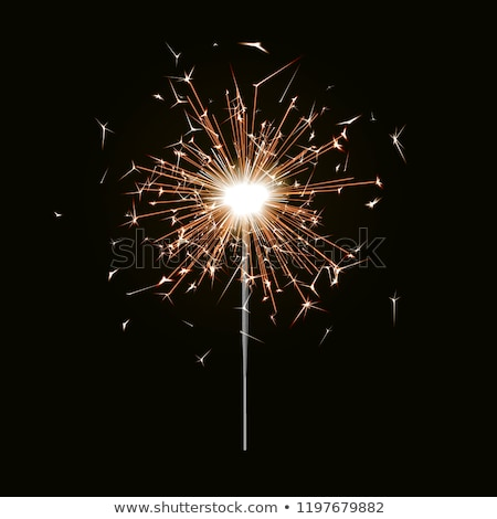firecracker on a white background Stock photo © nito