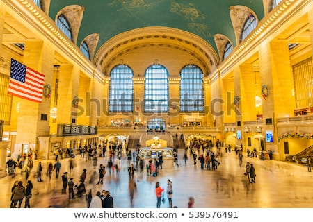 Grand Central Station Stock photo © ArenaCreative