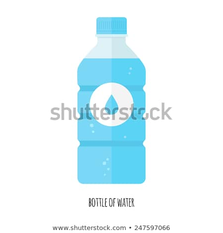 water bottles abstract stock photo © feverpitch