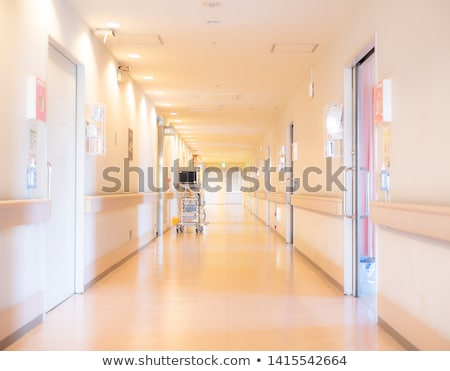 Background of hospital ward. Stock photo © RAStudio