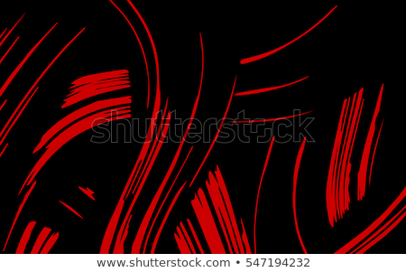 Abstract red and black wavy grunge background Stock photo © saicle