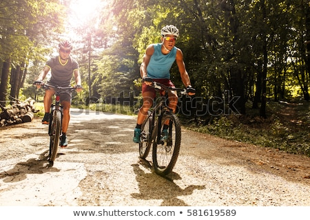 Young Bicycle Rider Stock photo © 2tun