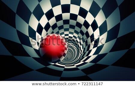 eternidade · tempo · vórtice · abstrato · ilustração · túnel - foto stock © grechka333