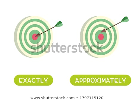 Targets word concept. Stock photo © 72soul