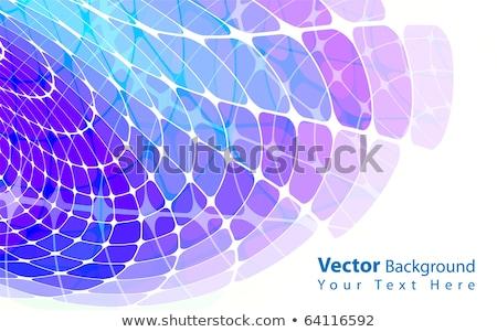 Photo stock: Numérique · couleur · vecteur · détaillée · ligne · art
